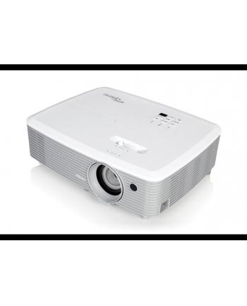 Optoma EH400, DLP - 3D, 29 dB(A) ECO, HDMI, VGA, Audio - 4000 Lumen