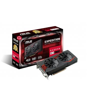 Karta graficzna ASUS RX570 4GB DVI-D,HDMI,DP,Active