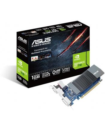 VGA Asus GT710 1GB Silent LP D5, DDR5,HDMI,DVI,VGA,2S