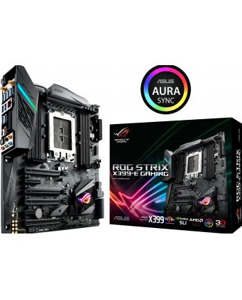 ASUS MB Sc TR4 ROG Strix X399-E Gaming, AMD X399, 8xDDR4, Wi-Fi, E-ATX