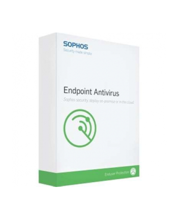 Sophos Endpoint Protection Standard 1-9U 36MC Renewal