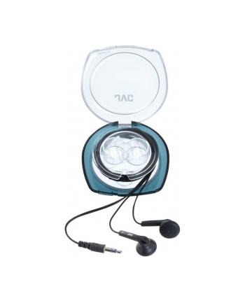 Słuchawki JVC HA-F10C-EN douszne czarne