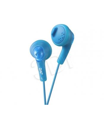 Słuchawki JVC HA-F160-A-E douszne niebieskie
