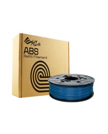 XYZ printing Filament XYZ szpula 600g ABS stal niebieski