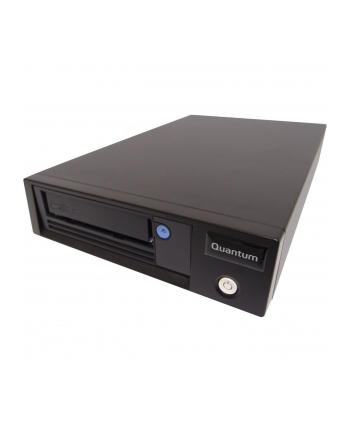 Quantum LTO-5 Tape Drive, Half Height, Internal, Model C, 6Gb/s SAS, 5.25'' Black