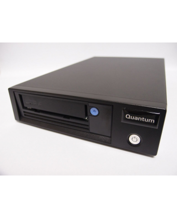 Quantum LTO-6 Tape Drive, Half Height, Internal, Model C, 6Gb/s SAS, 5.25'' Black