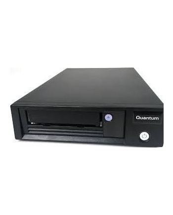 Quantum LTO-7 Tape Drive, Half Height, Internal, 6Gb/s SAS, 5.25'', Black
