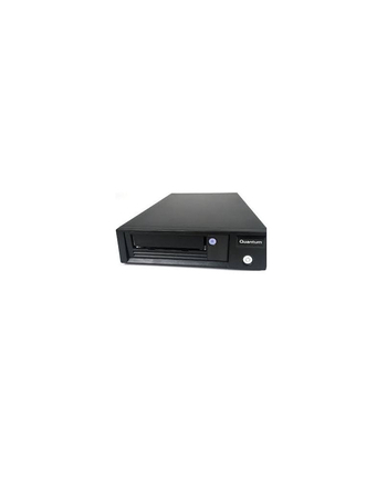 Quantum LTO-7 Tape Drive, Half Height, Single, 1U Rackmount, 6Gb/s SAS, Black