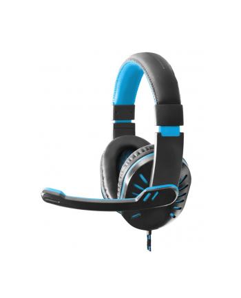 ESPERANZA EGH330B Słuchawki Stereo z Mikrofonem dla graczy - CROW - NIEBIESKIE