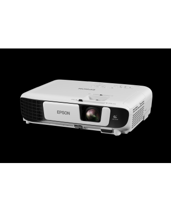 Projektor Epson EB-W41 WXGA; 3600lm; 15000:1; HDMI;