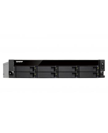 TS-873U-RP-8G 8x0HDD 8GB 2.1Ghz 2x10GbE 2xM.2
