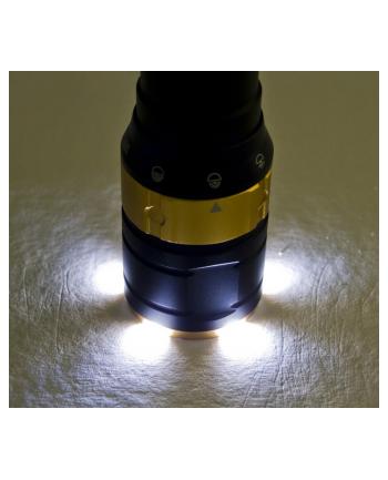 Duracell Latarka LED TOUGH MLT-10, wodoodporna +4x AA