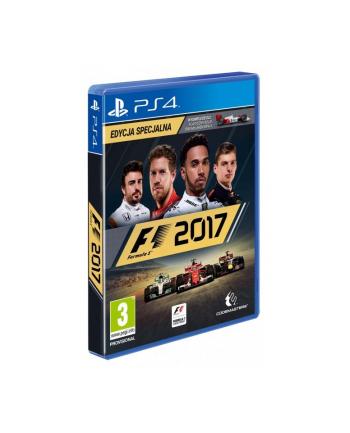 Techland Gra PS4 F1 2017 Edycja Specjalna