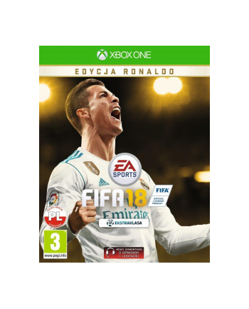 EA Gra Xbox ONE FIFA 18 Deluxe Edition