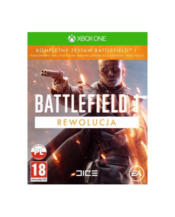 EA Gra Xbox ONE Battlefield 1 Rewolucja
