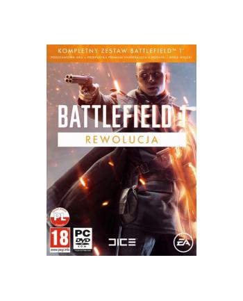 EA Gra PC Battlefield 1 Rewolucja