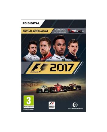 Techland Gra PC F1 2017 Edycja Specjalna