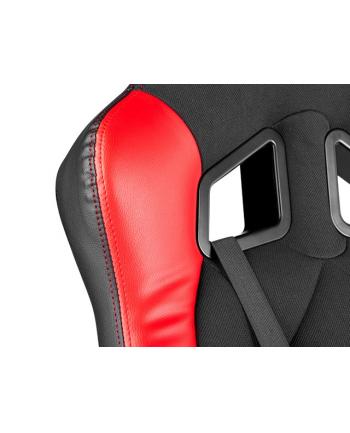 NATEC Fotel dla graczy GENESIS SX33 Black/Red