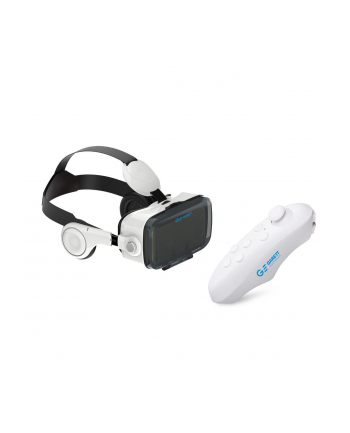 Garett Electronics GOGLE 3D VR4 + PILOT BIAŁY