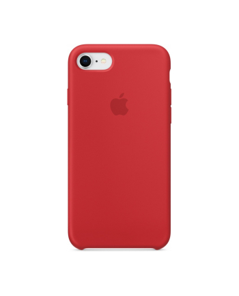 Apple iPhone 8 / 7 Silicone Case - (PRODUCT)RED