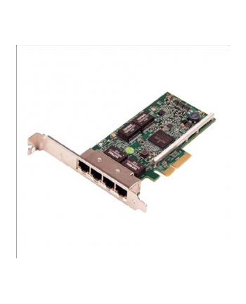 Dell Broadcom 5719 QP 1Gb Network Interface Card,Full Height,CusKit