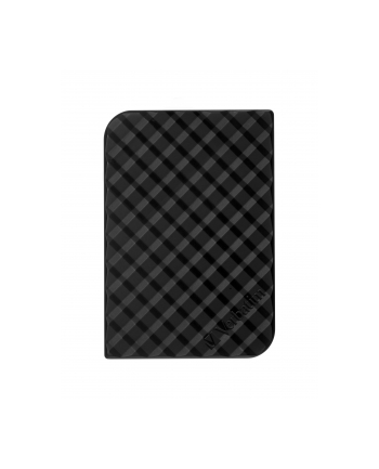 Verbatim dysk zewnętrzny Store 'n' Go 2.5' (6.35mm)GEN2 4TB USB 3.0 Black (15mm)