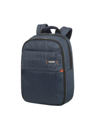 Plecak  SAMSONITE CC801006 17,3'' NETWORK 3, komp,dok, kieszenie, niebieski