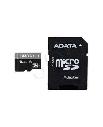 a-data Adata micro SDHC PREMIER 16GB Class 10 + Adapter microSD-SD