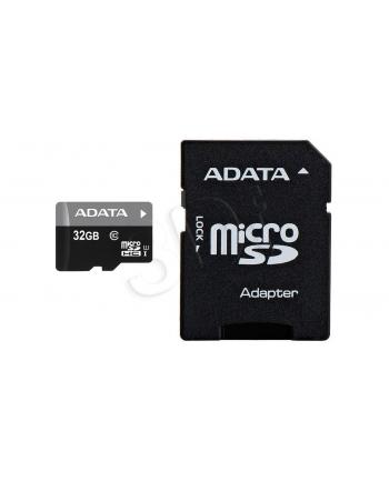 a-data Adata micro SDHC PREMIER 32GB Class 10 + Adapter microSD - SD