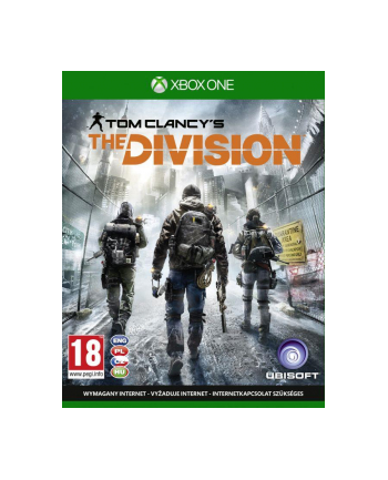Ubi Soft Gra Xbox One The Division Greatest Hits CZ EN HU PL