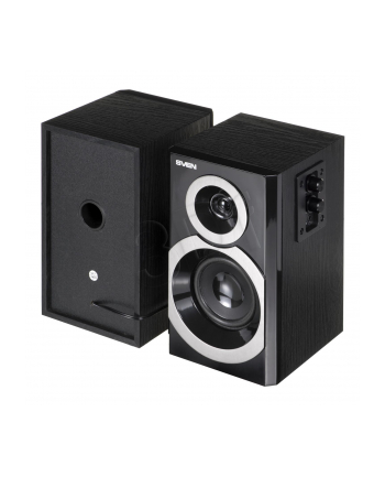 Głośnik 2.0 SVEN SPS-619 ( czarno-srebrny )