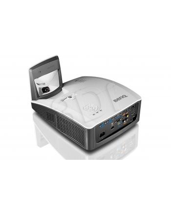 BenQ projektor MW855UST (DLP  WXGA 1280x800  ultra krótkoogniskowy 3500AL 10000:1)