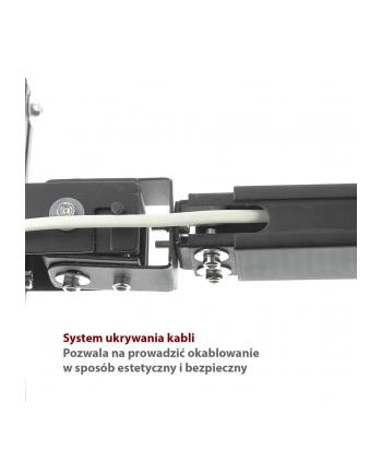 ART UCHWYT SUFITOWY DO PROJEKTORA P-108 10KG CZARNY