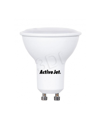 Activejet żarówka LED 4 5W 320lm GU10 b. ciepła