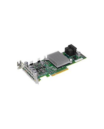 Kontroler RAID SAS/SATA AOC-S3008L-L8E 12Gb 8p