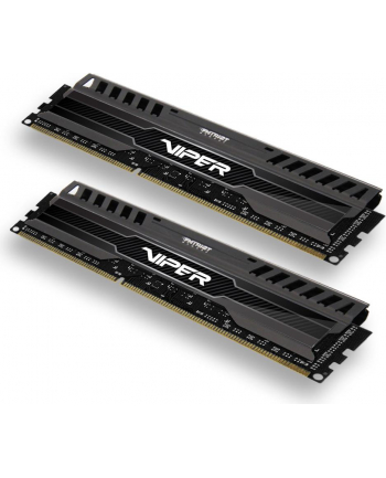 PATRIOT DDR3 8GB 2x4GB VIPERX 1600MHz CL9 1.5V XMP