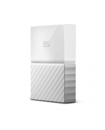 Dysk zewnętrzny WD MY PASSPORT 4TB 2 5  USB 3.0 biały