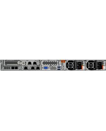 Lenovo SR530 4110 8C 1x Intel Xeon Silver 4110 8 Cores 2.1GHz, 16GB DDR4, 1x 930-8i 2GB flash, 1xLP x8/1xLP x16, Front VGA, TPM 1.2, XClarity Advanced, 1x 750W Platinum