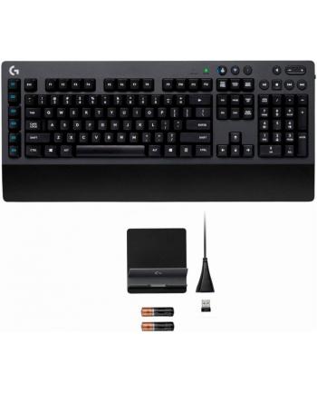 Klawiatura bezprzewodowa Logitech G613 mechaniczna Gaming czarna
