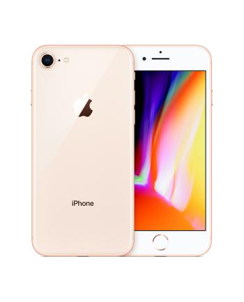 Apple IPHONE 8 64GB GOLD 11.938 cm (4.7 '' ) , 1334 x 750, Retina HD, A11 + M11, 64GB, Touch ID, 802.11ac, Bluetooth 4.2, NFC, 12MP + 7MP, iOS 11