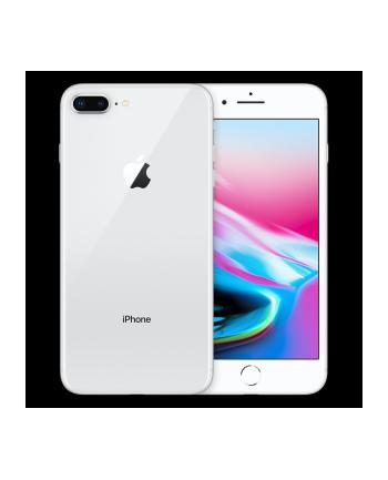 Apple IPHONE 8 PLUS 64GB SILVER iPhone 8 Plus, 13.97 cm (5.5'' ) IPS, 1920 x 1080, A11 Bionic + M11, 64GB, 802.11ac, Bluetooth 5.0, 2x 12MP, 7MP, IP67, iOS 11