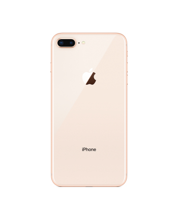 Apple IPHONE 8 PLUS 64GB GOLD iPhone 8 Plus, 13.97 cm (5.5'' ) IPS, 1920 x 1080, A11 Bionic + M11, 64GB, 802.11ac, Bluetooth 5.0, 2x 12MP, 7MP, IP67, iOS 11