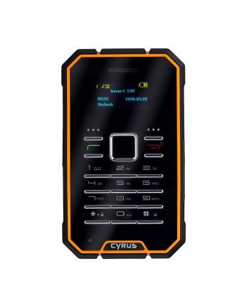 CYRUS OUTDOOR HANDY CM1 2.4892 cm (0.98 '' ) OLED 64 x 128, Single SIM, Micro SIM Karte, Bluetooth 3.0, Micro-USB 2.0, IP67, Li-ion 700mAh, 89 x 52 x 10mm, 50g