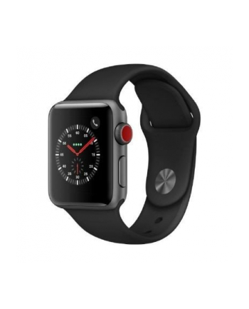 Apple Watch Series 3 LTE 38 Watch Series 3, 38mm, GPS + Cellular, S3, W2, 16GB, Wi-Fi, Bluetooth, watchOS 4