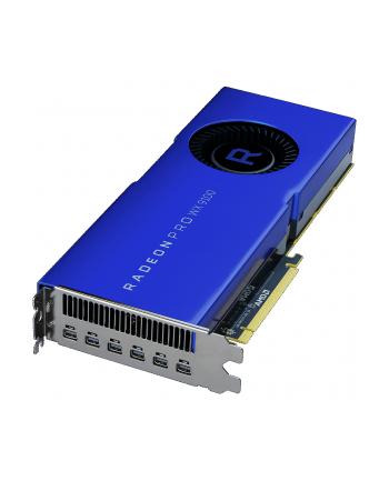 AMD RADEON PRO WX 9100 16GB RADEON PRO WX 9100, 16GB, 2048-bit, 945MHz