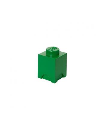 Pojemnik LEGO 1 c.zielony. ROOM