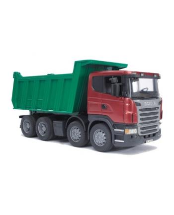 Scania R Wywrotka 03550 BRUDER