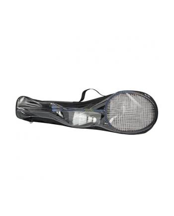 Zestaw do badmintona z siatką w pokrowcu  SPOKEY