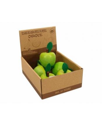 Jabłko drewniane 22580A p.6  BRIMAREX