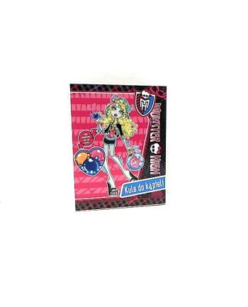 Doktor Lab Monster High kule kąpielowe.  DROMADER